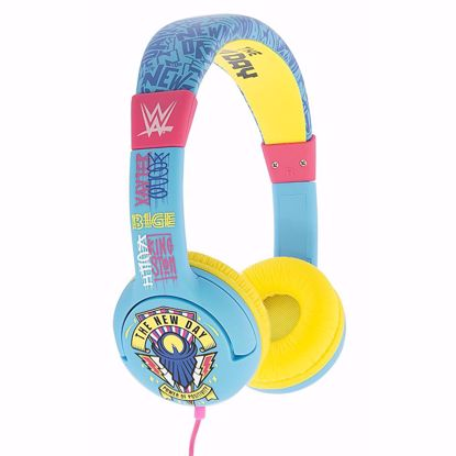 Picture of OTL WWE Junior Headphones - The New Day