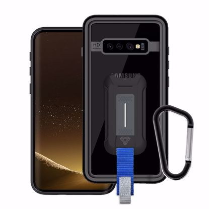 Picture of Armor-X Armor-X MX Series Case for Samsung Galaxy S10 in Black