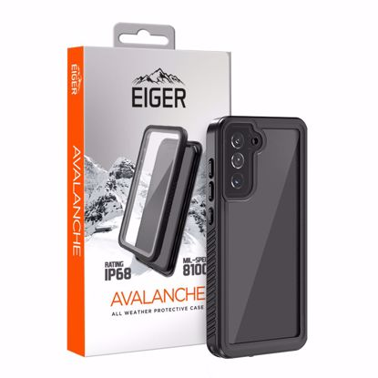 Picture of Eiger Eiger Avalanche Case for Samsung Galaxy S21+ in Black